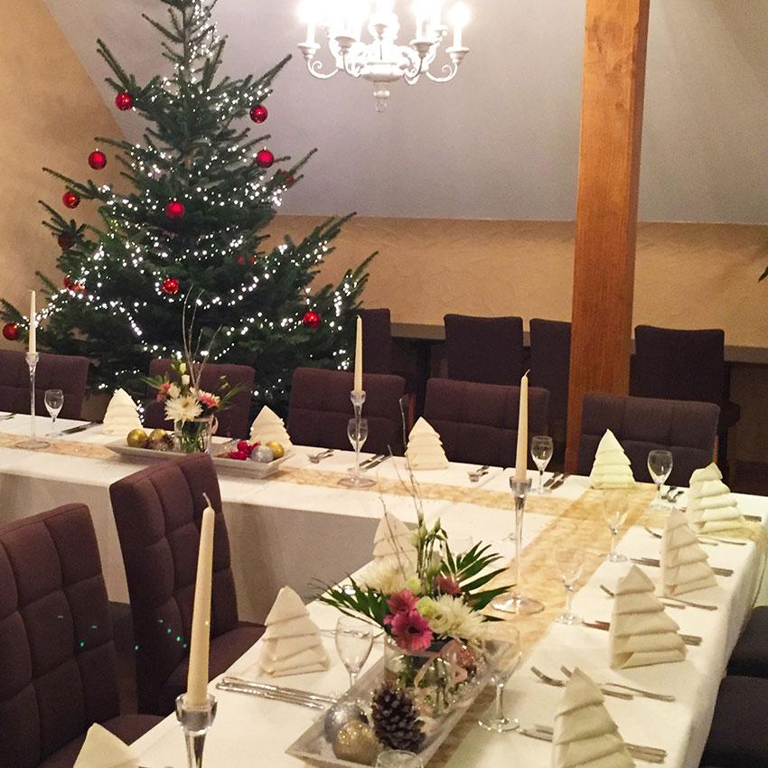 Restaurant Weihnachtsessen.Weihnachtsessen Speeter Hotel Restaurant Speeter